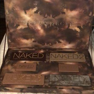 Brand New! Authentic Urban Decay Naked Vault!